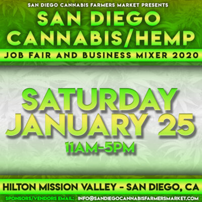 Cannabis Job Fair 2020